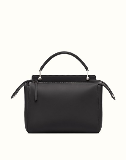 Fendi Satchel in Black/Blue Image 2