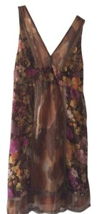 Hale Bob short dress Pink ,brown on Tradesy
