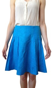 Nanette Lepore Skirt Bright Blue
