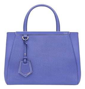 Fendi Tote in Purple