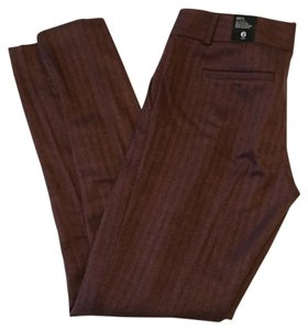 The Limited Dress Skinny Pants Brown