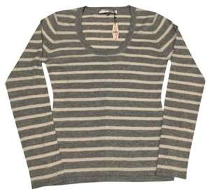 Victoria's Secret Stripe Cashmere Sweater