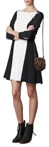 Marc by Marc Jacobs Silk Color-blocking Dress