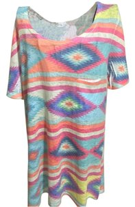 Southwest Pocket T Shirt Multi