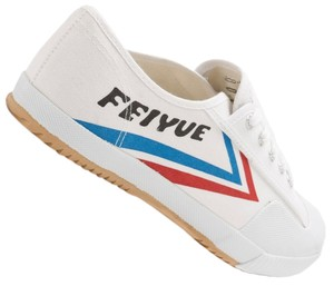 Feiyue White Athletic