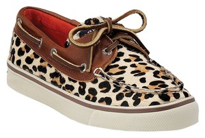 Sperry Leopard Athletic