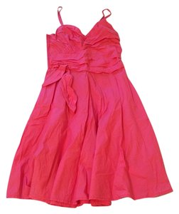 H&M short dress Pink on Tradesy