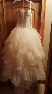 Oleg Cassini Ven# 298 Style # Cwg568 Wedding Dress
