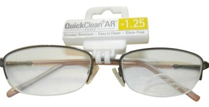 QUICKCLEAN New QUICKCLEAN AR READING GLASSES + 1.25