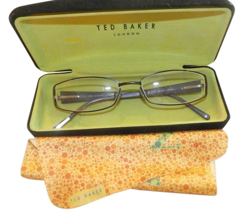 9a21d5622 Ted Baker Purple London Skittle B133 Womens Glasses Frames W Case Sunglasses