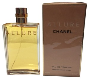 Chanel BRAND NEW IN BOX - CHANEL - ALLURE - 3.4 OZ / 100 ml - EAU DE TOILETTE PERFUME SPRAY FOR WOMEN
