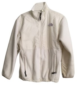 The North Face Fleece White Jacket