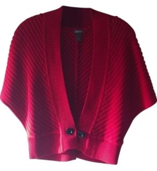 Preload https://img-static.tradesy.com/item/12227/kenneth-cole-red-sweaterpullover-size-12-l-0-0-650-650.jpg