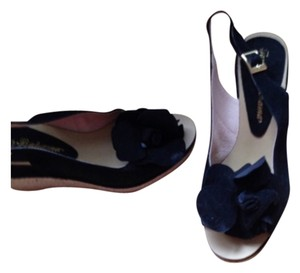 Tommy Bahama Blac Wedges