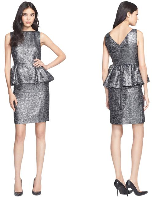 Item - Silver Andi Short Cocktail Dress Size 2 (XS)