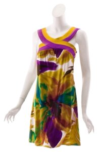 Wishes Wishes Wishes short dress Multicolor on Tradesy