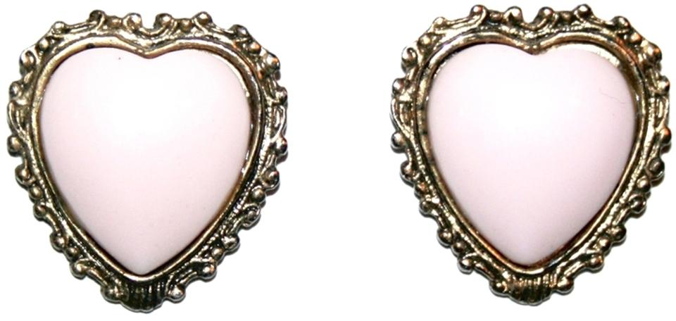 Forever 21 heart earrings for Forever 21 jewelry earrings