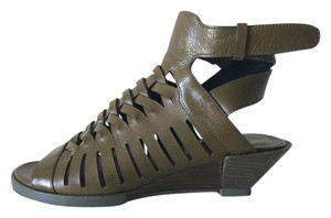Alexander Wang Army Green Sandals