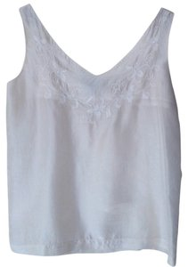 Marni Silk Top white