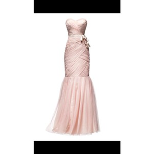 Monique Lhuillier Blush Dress