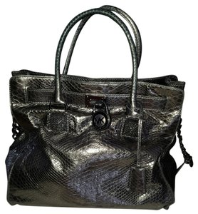 Michael Kors Tote in Platinum