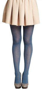 Other Cashmere Blue Tights - S/M