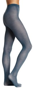 Other Cashmere Blue Tights - M/L