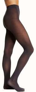 Cashmere Charcoal Tights - M/L