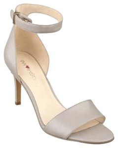 Nine West Izzy Heels Sandals 11 Instyle gray Formal