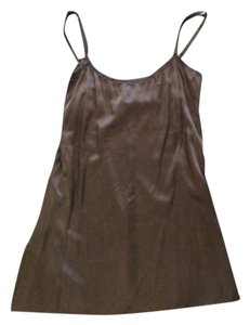 Common Thread Top Brown