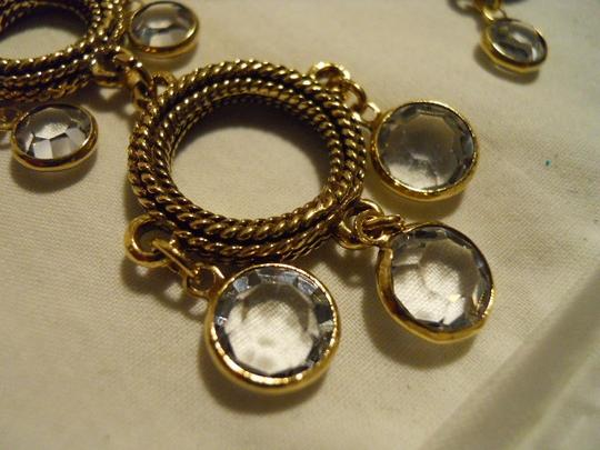 Other crystal detail statement necklace Image 5