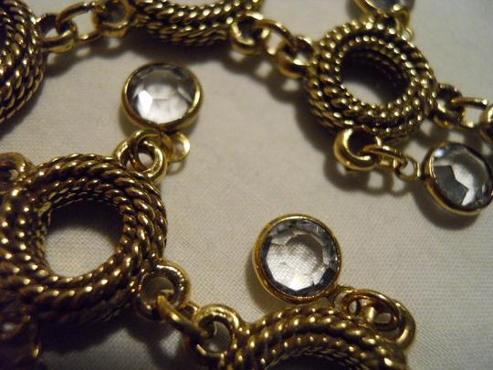 Other crystal detail statement necklace Image 7