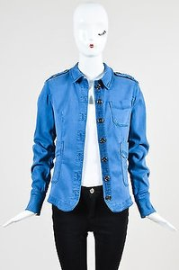 Burberry Brit Soft Denim Womens Jean Jacket
