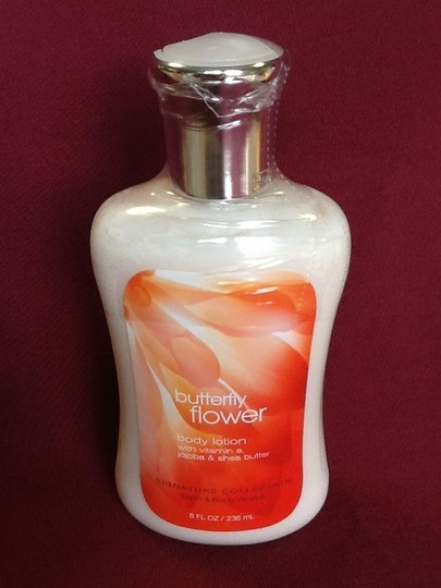 Bath and Body Works BUTTERFLY FLOWER