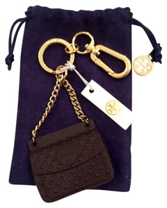 Tory Burch New Tory Burch Silicone Marion Bag Key Fob Keychain