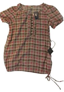 Heritage 1981 Top Plaid