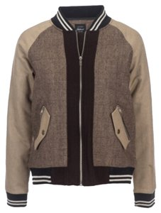 JACHS Brown camel Jacket