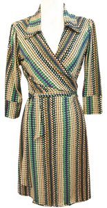 Laundry by Shelli Segal Design Wrap Dress
