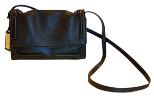 Liz Claiborne Faux Pebbled Textured Cross Body Bag