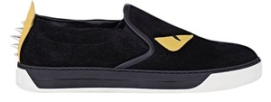 Fendi Black/Yellow Athletic