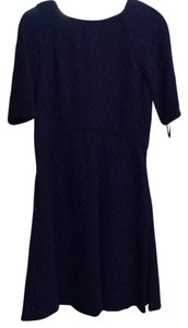 Julia Jordan short dress Royal blue on Tradesy