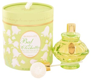 Berdoues BAL DE CLOCHETTES by BERDOUES ~ Women's Eau de Toilette Spray 2.64 oz