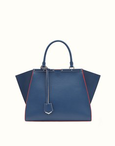Fendi Tote in Soft Blue
