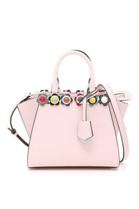 Fendi Tote in Soft Pink