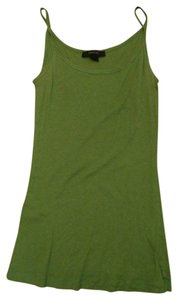 Express Juniors Layering Soft Top Green