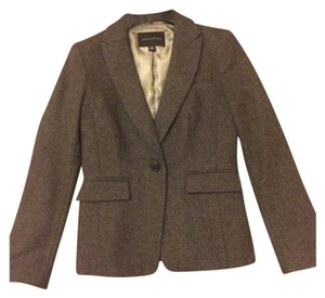 Banana Republic Wool Gray Blazer
