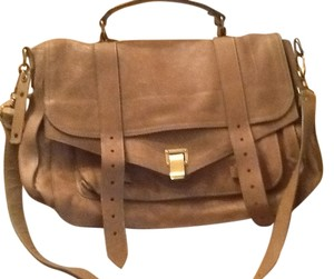 Proenza Schouler Satchel in Tan