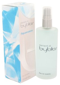 Byblos BYBLOS AQUAMARINE by BYBLOS ~ Women's Eau de Toilette Spray 4 oz
