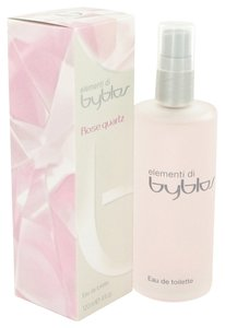 Byblos BYBLOS ROSE QUARTZ by BYBLOS ~ Women's Eau de Toilette Spray 4 oz