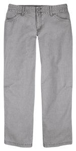The North Face Comfortable Casual Gussetted Relaxed Pants Gray